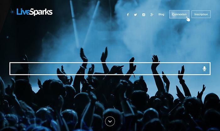 Live Musique Vidéo : Live-Sparks.com