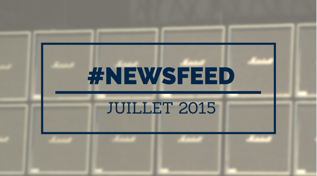 Newsfeed 07/2015 - Profil des superfans